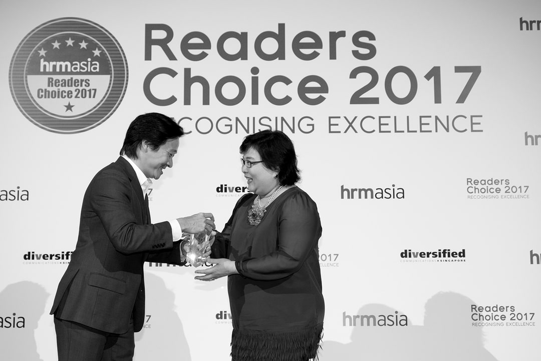 ROHEI Wins Best Corporate Training Provider – HRM Asia Readers' Choice