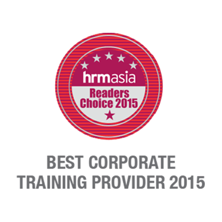 Best Corporate Training Provider 2015