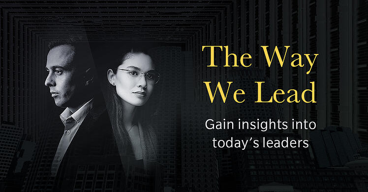 The Way We Lead Landscape