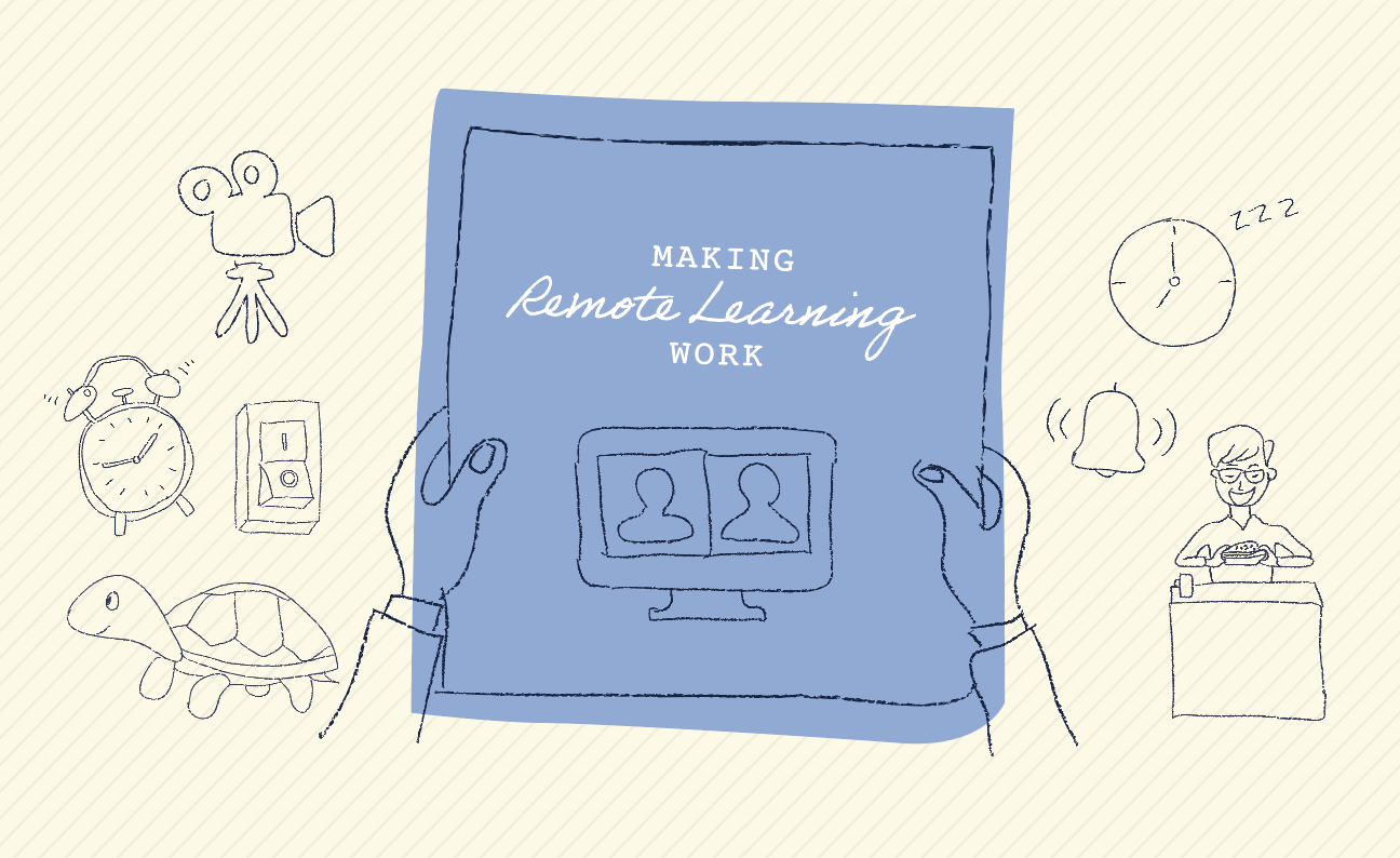Making Remote Learning Work [Infographic]