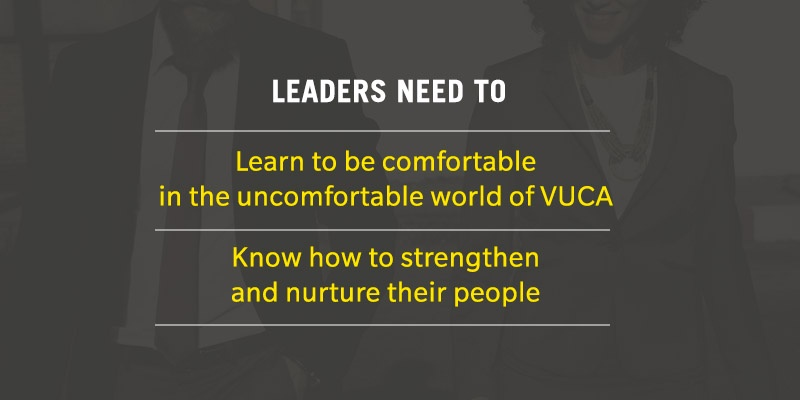 Leadership Competencies that Matter Most in a VUCA World